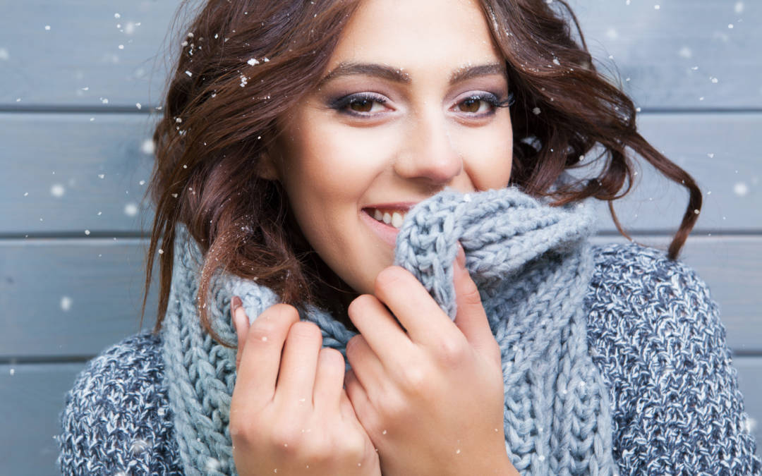 Winter is a great time of year to pamper your skin.